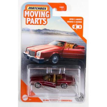 Matchbox 83 Buick Riviera...