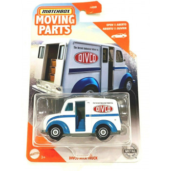 Matchbox Divco Milk Truck