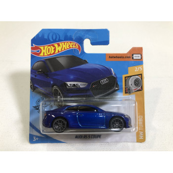 HotWheels AUDI RS 5 COUPE...