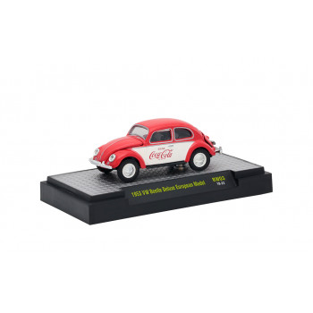 M2 Coca Cola 1953 VW Beetle...