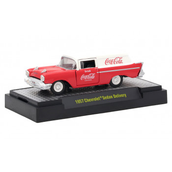 M2 Coca Cola 1957 Cehvrolet...