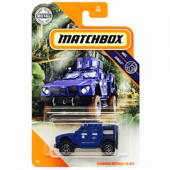 Matchbox Oshkosh Defense M ATV