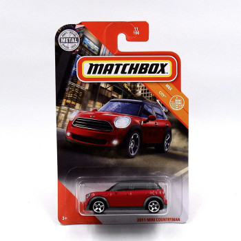Matchbox 2011 Mini Countryman