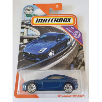 Matchbox 2015 Jaguar F-Type...