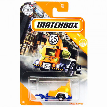 Matchbox Speed Trapper
