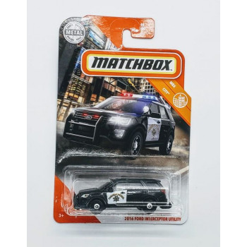 Matchbox 2016 Ford...