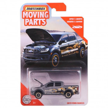 Matchbox 2019 Ford Ranger...