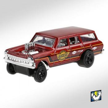HotWheels 64 Nova Wagon...