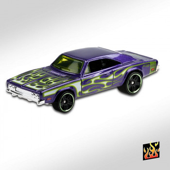 HotWheels 69 Dodge Charger...
