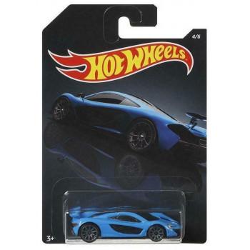 HotWheels McLaren P1 Blue