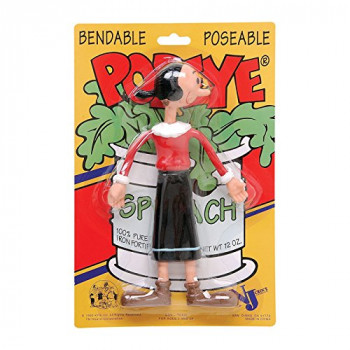 Olive Oyl Bendable Figure